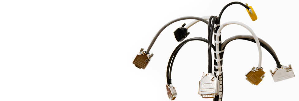 Suppliers of Cable Assemblies to the following Industries: